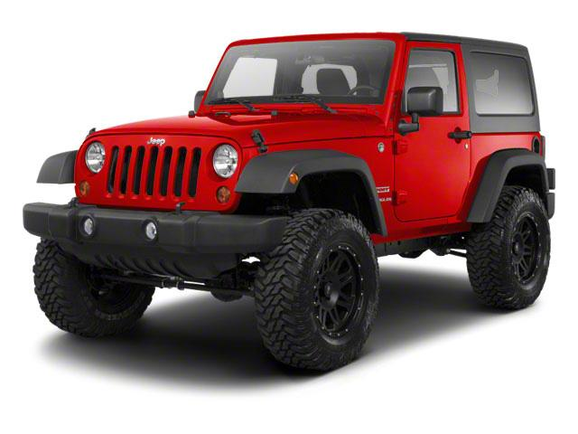 2012 Jeep Wrangler Vehicle Photo in Plainfield, IL 60586