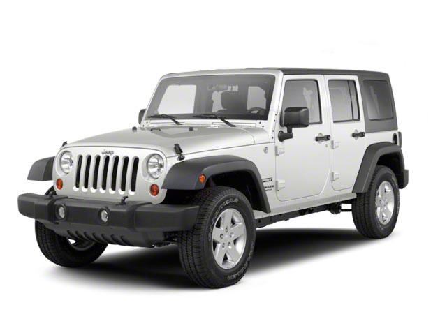 2012 Jeep Wrangler Unlimited Vehicle Photo in BEND, OR 97701-5133