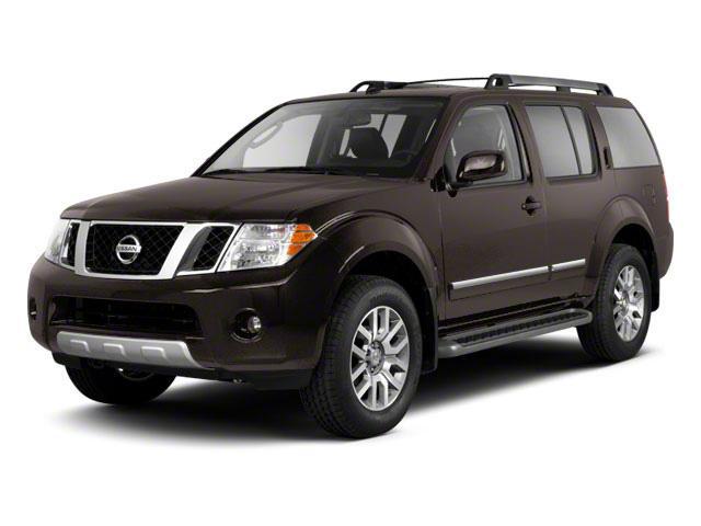 2012 Nissan Pathfinder Vehicle Photo in San Antonio, TX 78209