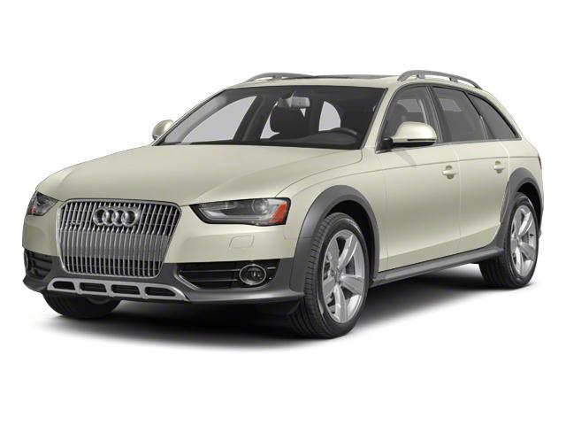 2013 Audi allroad Vehicle Photo in PORTLAND, OR 97225-3518