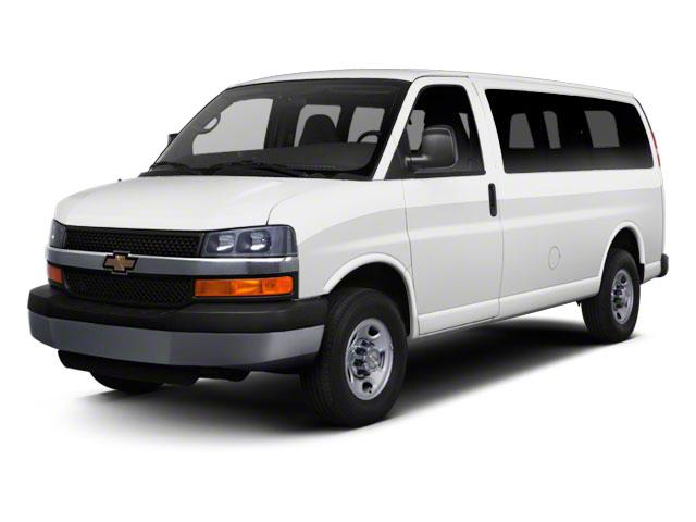 2013 Chevrolet Express Passenger Vehicle Photo in TERRYVILLE, CT 06786-5904