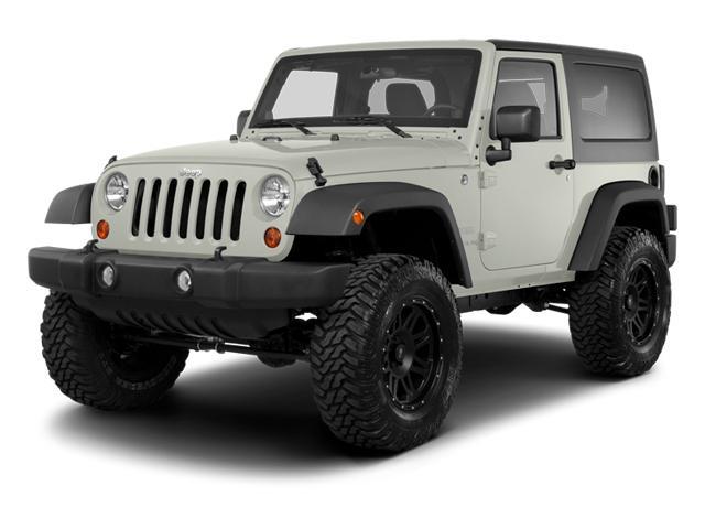 2013 Jeep Wrangler Vehicle Photo in SHREVEPORT, LA 71105-5534