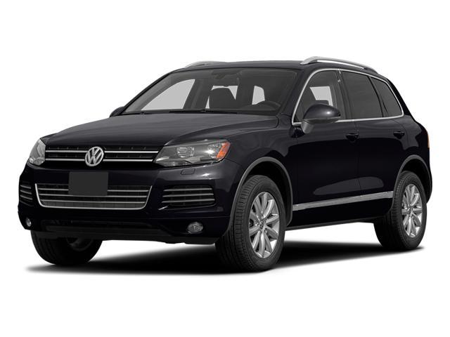2013 Volkswagen Touareg Vehicle Photo in Odessa, TX 79762