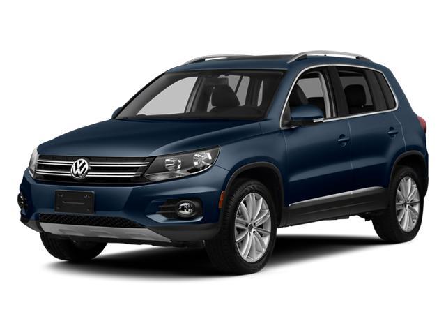 2013 Volkswagen Tiguan Vehicle Photo in San Antonio, TX 78230