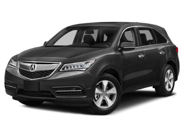 2014 Acura MDX Vehicle Photo in BEND, OR 97701-5133
