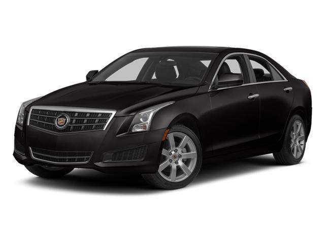 2014 Cadillac ATS Vehicle Photo in OAK LAWN, IL 60453-2517