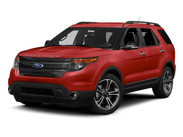 2014 Ford Explorer Vehicle Photo in CARLSBAD, CA 92008-4338
