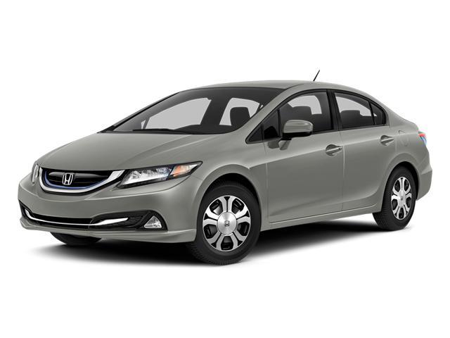 2014 Honda Civic Hybrid Vehicle Photo in TEMPLE, TX 76504-3447