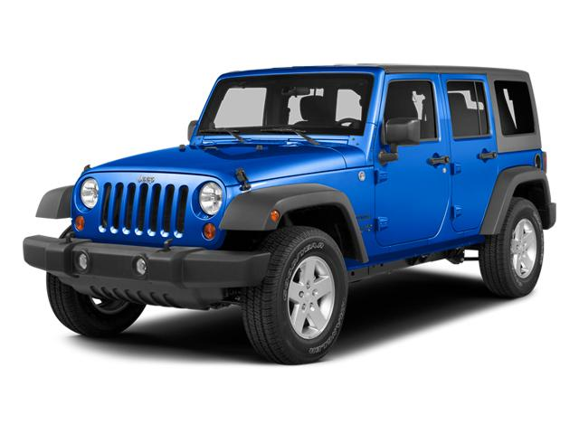 2014 Jeep Wrangler Unlimited Vehicle Photo in ELYRIA, OH 44035-6349