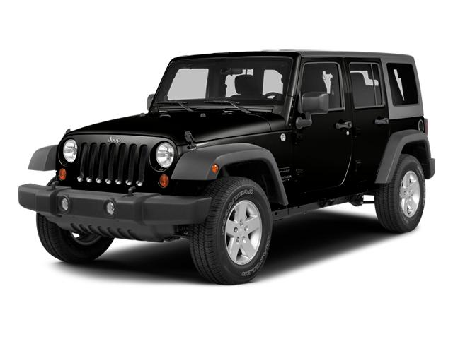 2014 Jeep Wrangler Unlimited Vehicle Photo in Plainfield, IL 60586