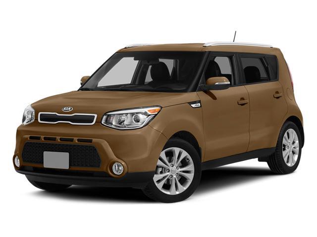 2014 Kia Soul Vehicle Photo in VINCENNES, IN 47591-5519