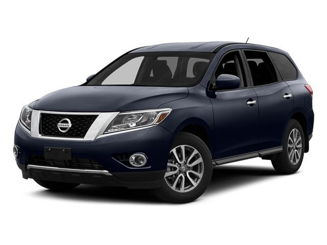 2014 Nissan Pathfinder Vehicle Photo in MADISON, WI 53713-3220