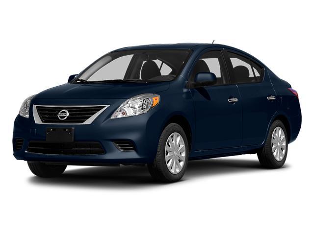 2014 Nissan Versa Vehicle Photo in JOLIET, IL 60435-8135