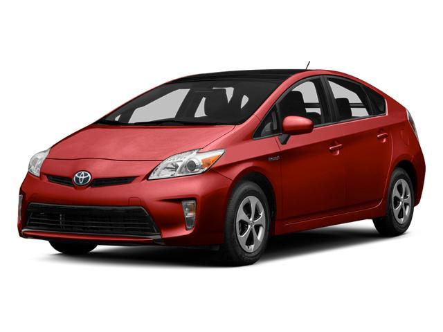 2014 Toyota Prius Vehicle Photo in San Antonio, TX 78238