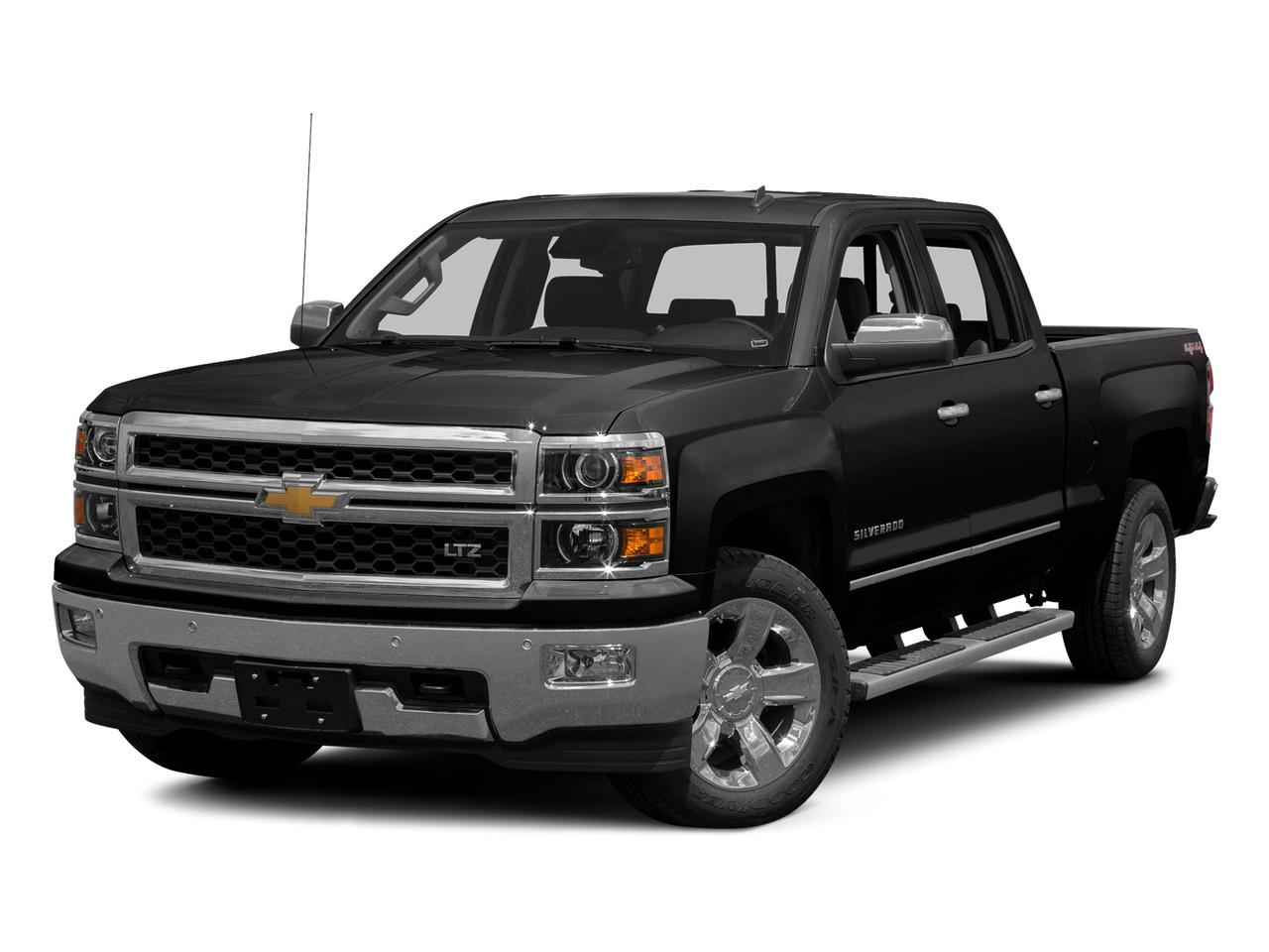 2015 Chevrolet Silverado 1500 Vehicle Photo in GAINESVILLE, TX 76240-2013