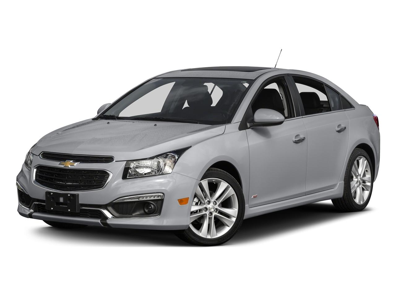 2015 Chevrolet Cruze Vehicle Photo in BOONVILLE, IN 47601-9633