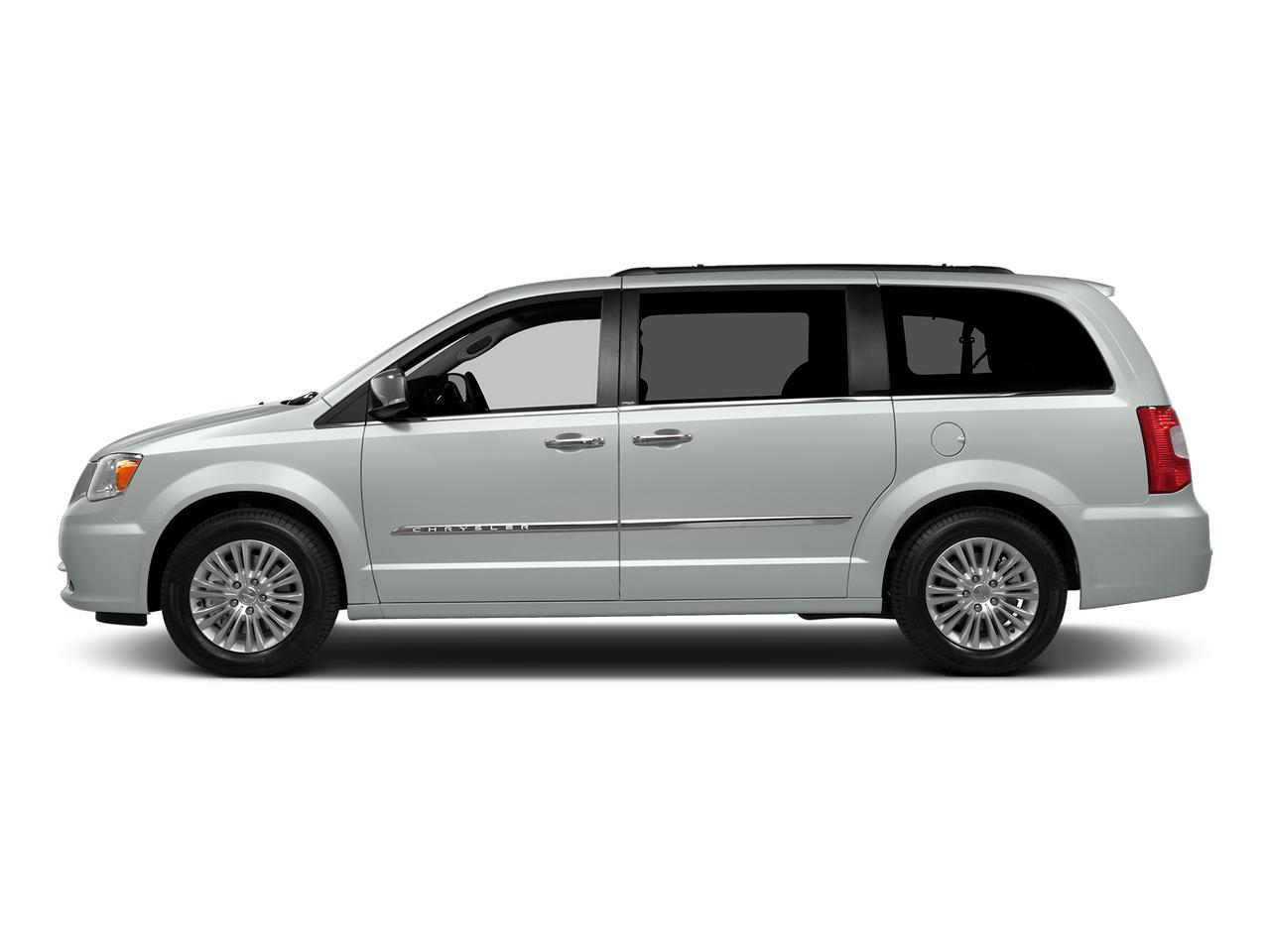 Used 2015 Chrysler Town & Country Limited Platinum with VIN 2C4RC1GG2FR547132 for sale in Park Rapids, Minnesota