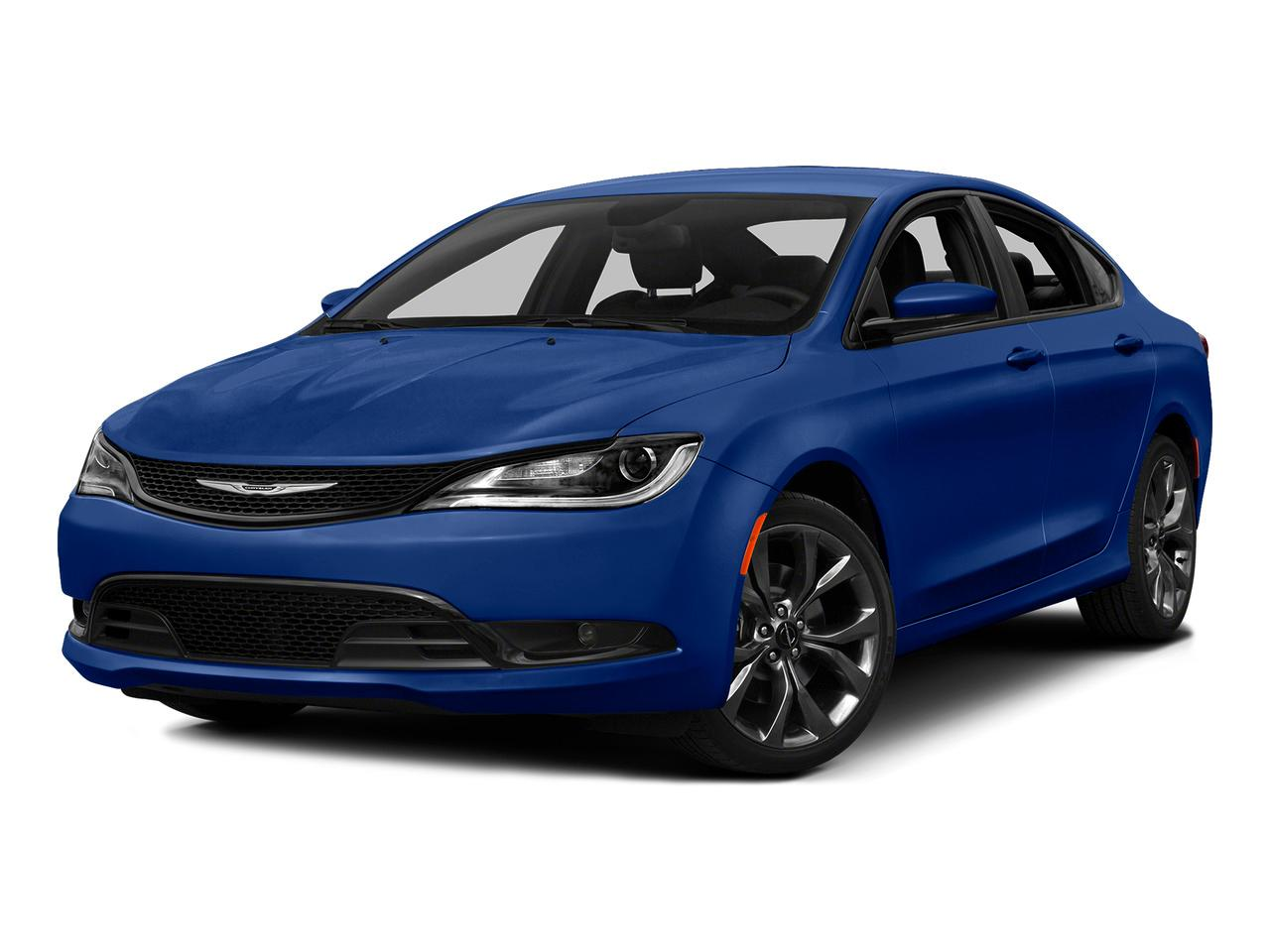 2015 Chrysler 200 Vehicle Photo in Plainfield, IL 60586