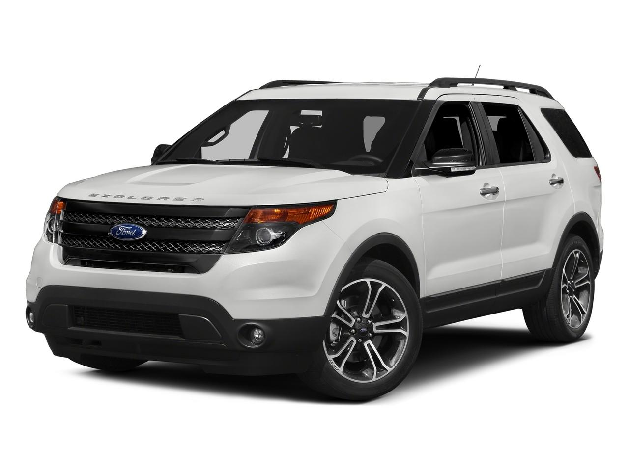 2015 Ford Explorer Vehicle Photo in BOONVILLE, IN 47601-9633