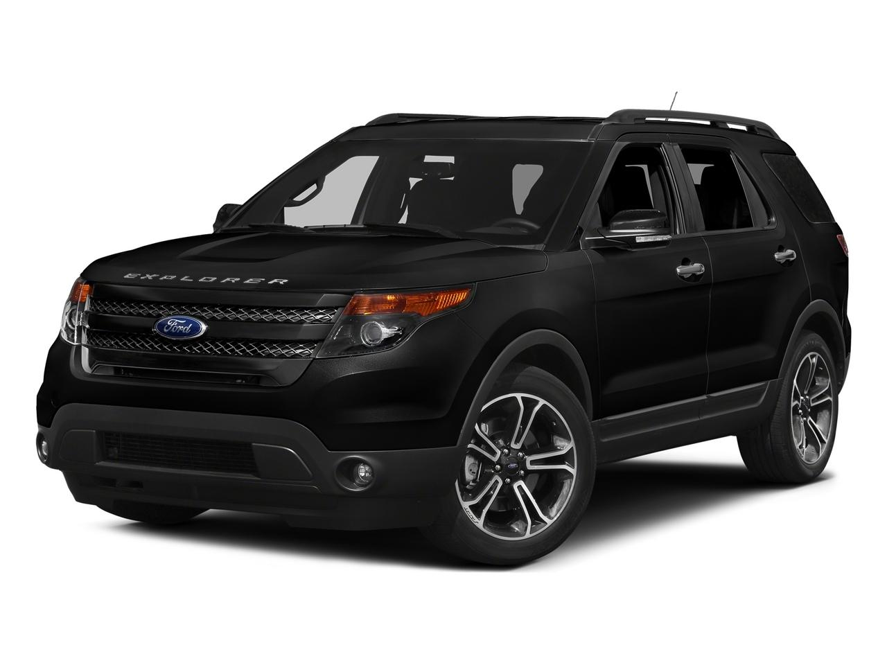 2015 Ford Explorer Vehicle Photo in COLORADO SPRINGS, CO 80905-7347