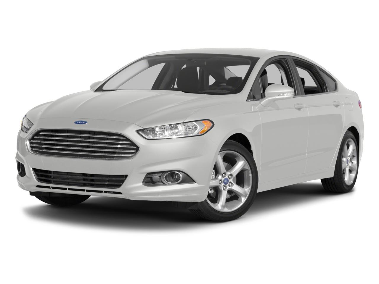 2015 Ford Fusion Vehicle Photo in WILLIAMSVILLE, NY 14221-4303