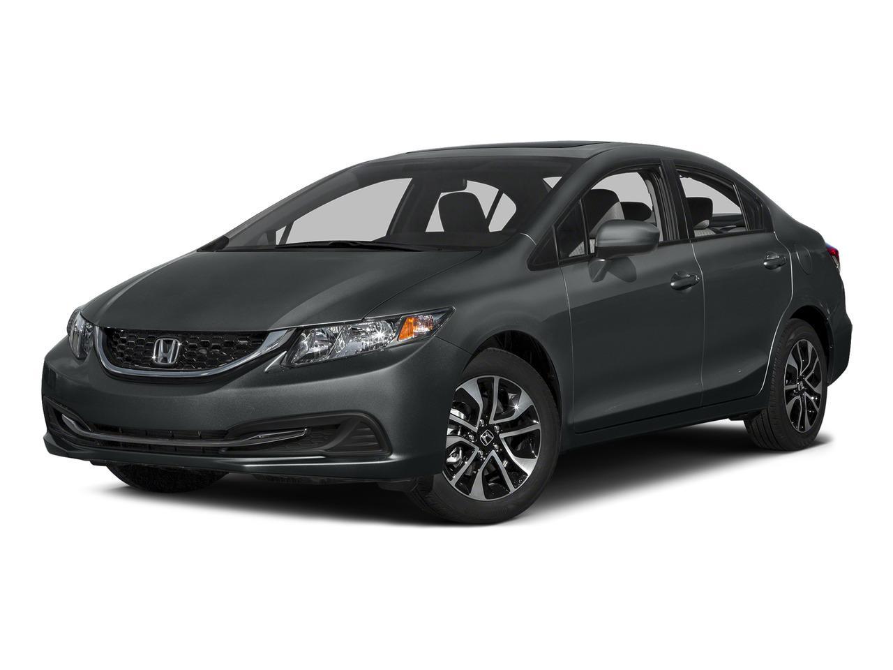 2015 Honda Civic Sedan Vehicle Photo in SELMA, TX 78154-1459