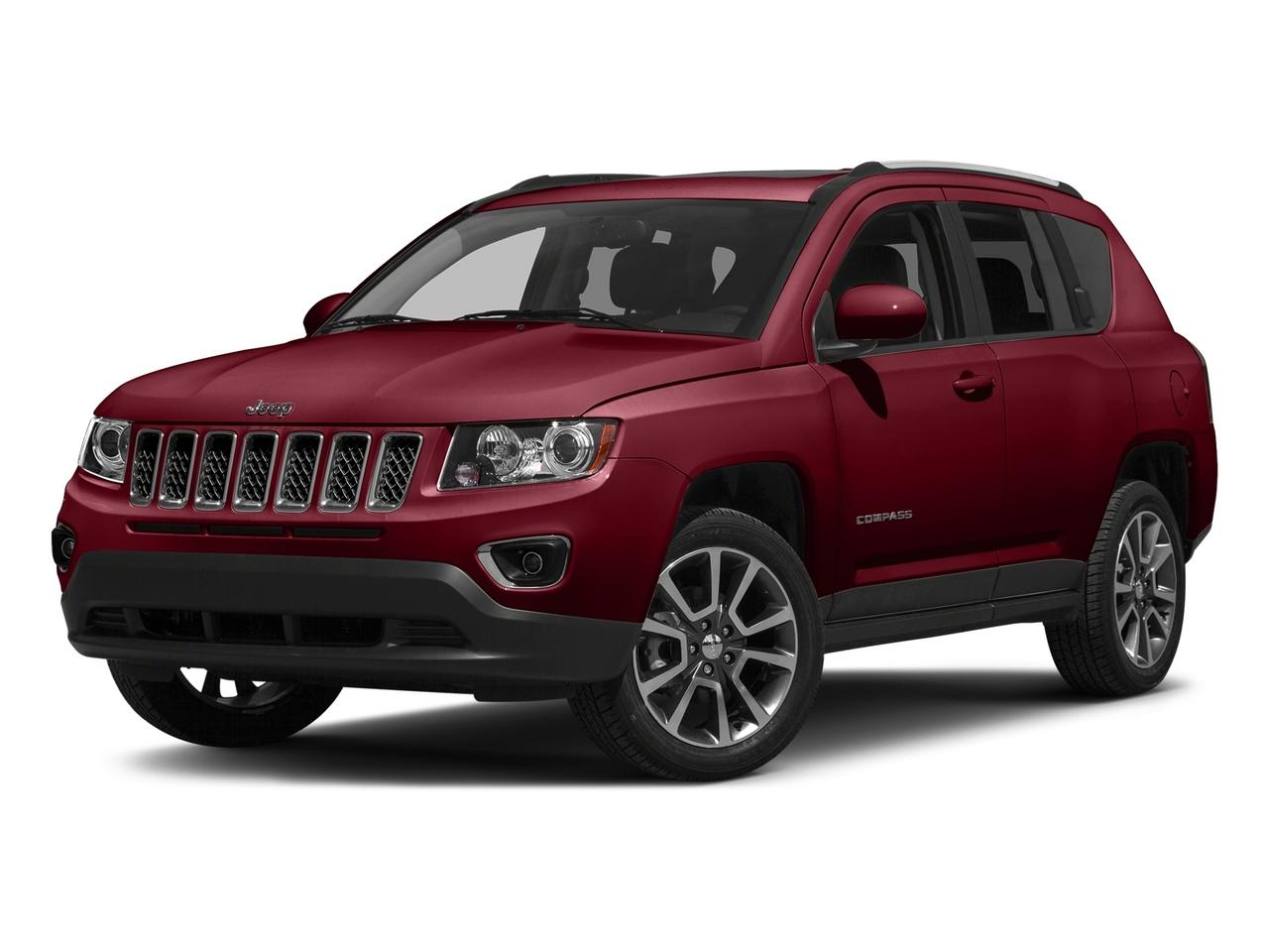 2015 Jeep Compass Vehicle Photo in Colorado Springs, CO 80920