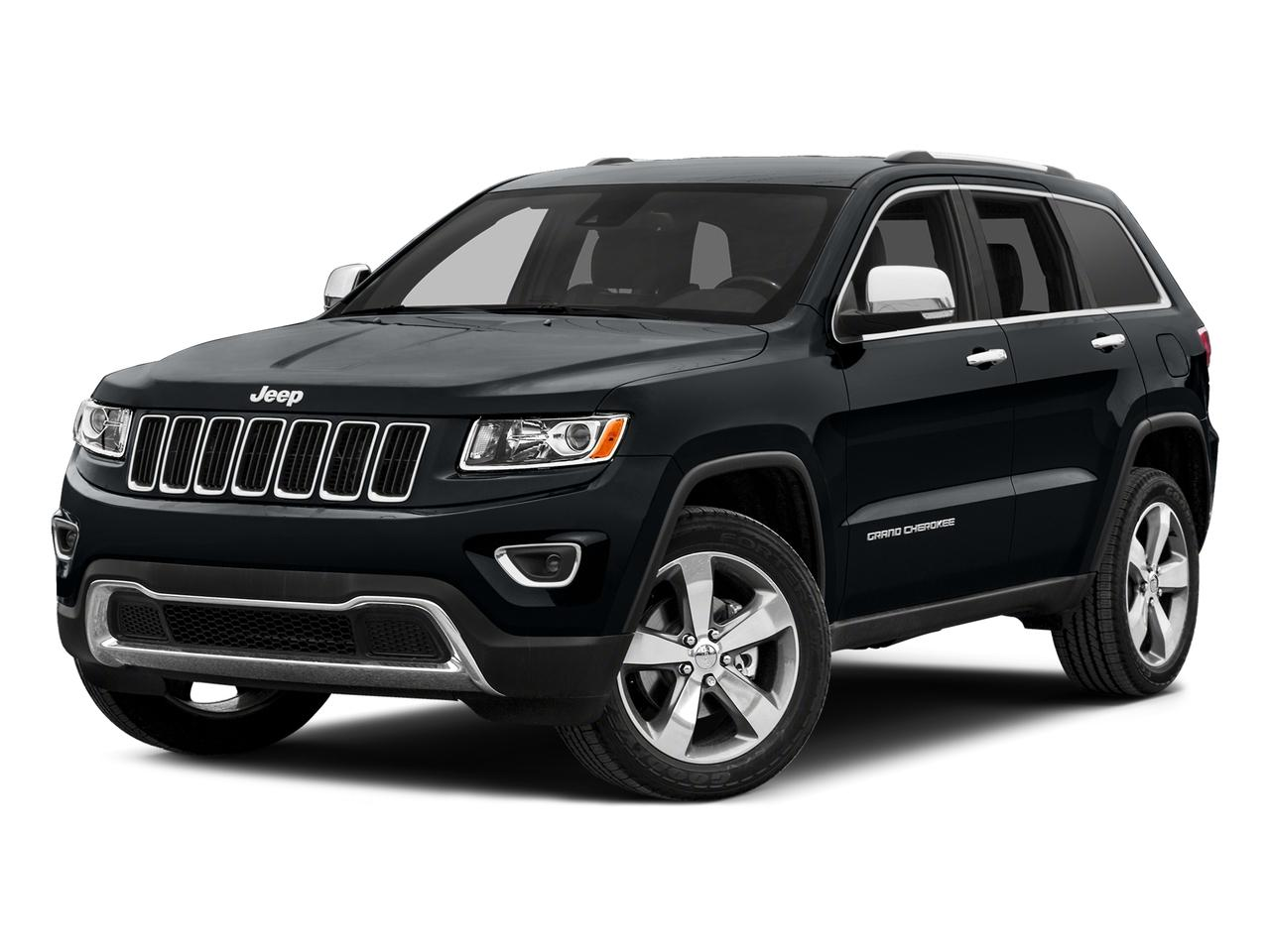 2015 Jeep Grand Cherokee Vehicle Photo in Plainfield, IL 60586