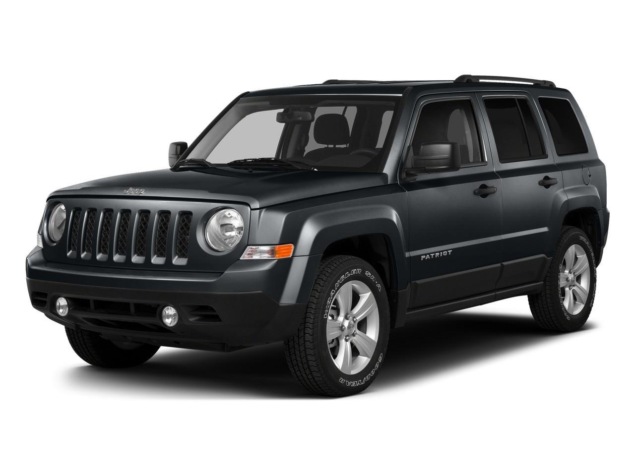 2015 Jeep Patriot Vehicle Photo in Allentown, PA 18103