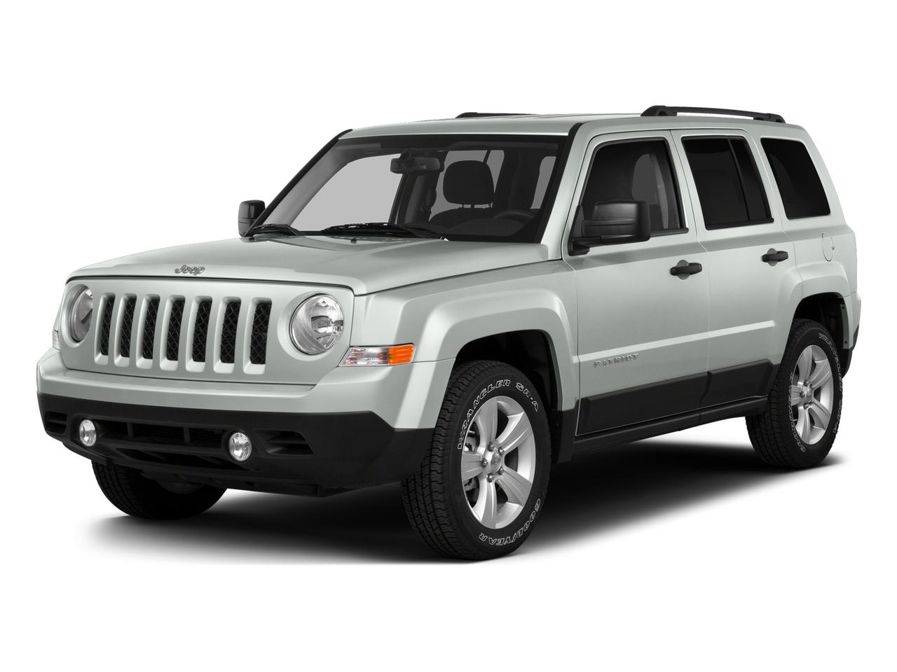 2015 Jeep Patriot Vehicle Photo in TEMPLE, TX 76504-3447