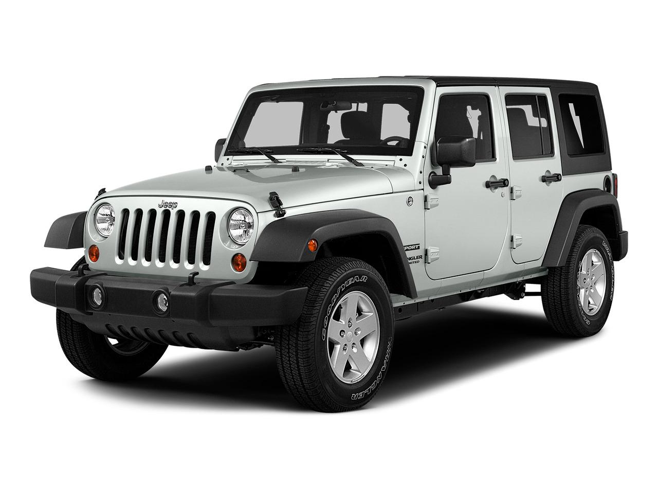 2015 Jeep Wrangler Unlimited Vehicle Photo in Plainfield, IL 60586