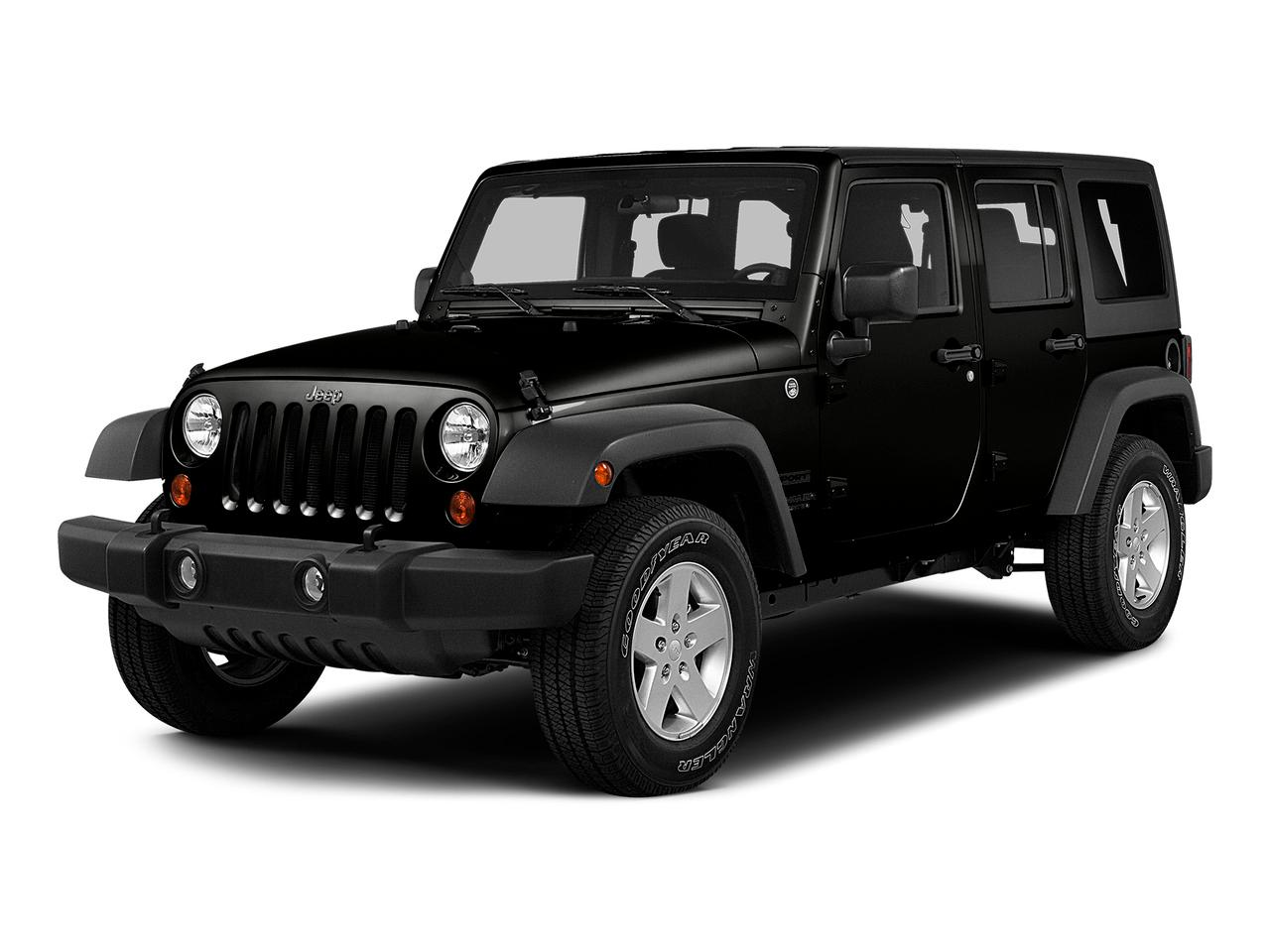 2015 Jeep Wrangler Unlimited Vehicle Photo in BATON ROUGE, LA 70806-4464