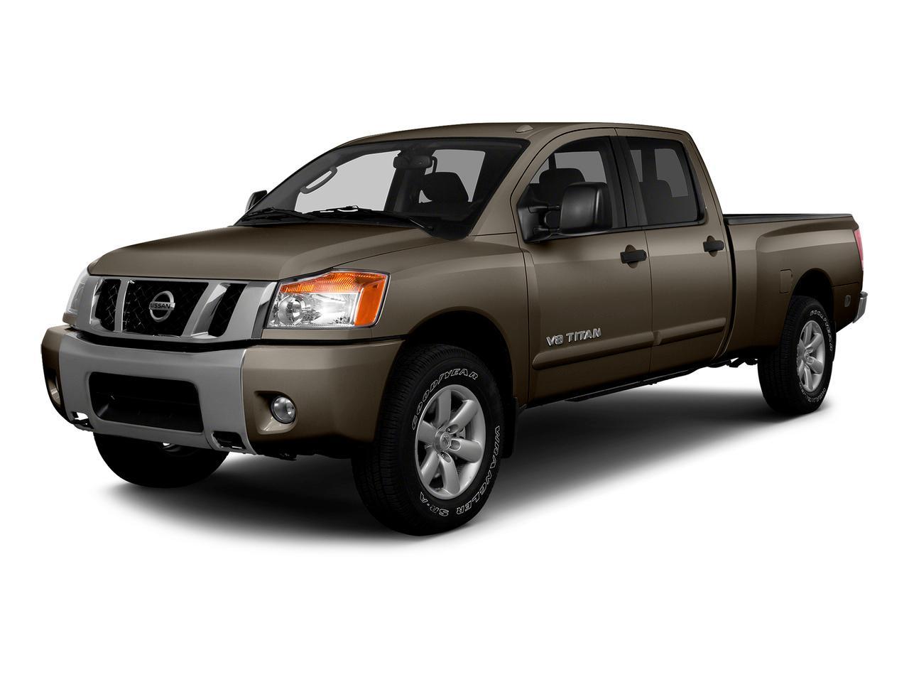 2015 Nissan Titan Vehicle Photo in San Antonio, TX 78209