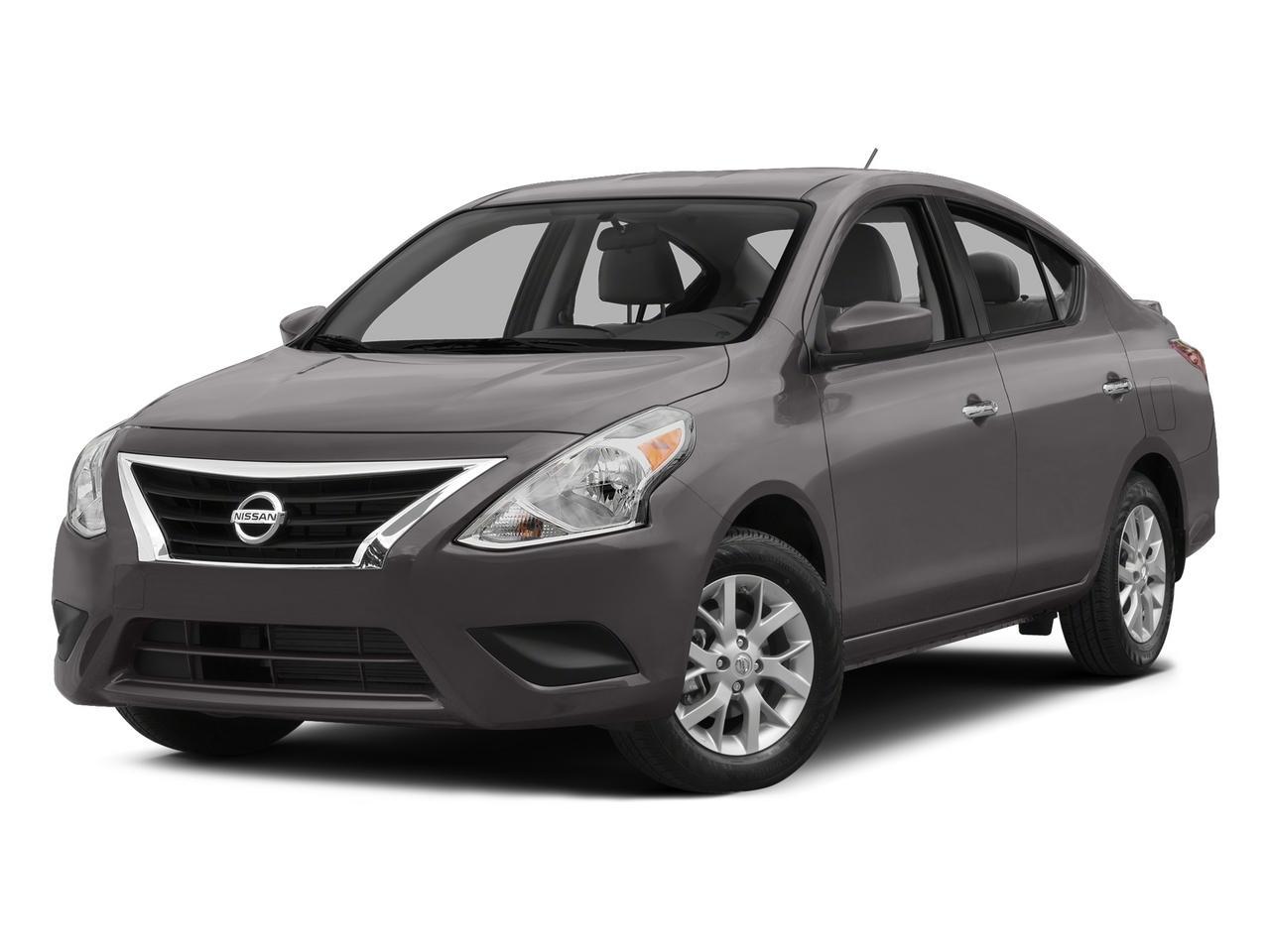 2015 Nissan Versa Vehicle Photo in VINCENNES, IN 47591-5519