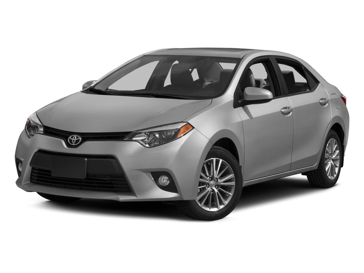 2015 Toyota Corolla Vehicle Photo in Richmond, TX 77469