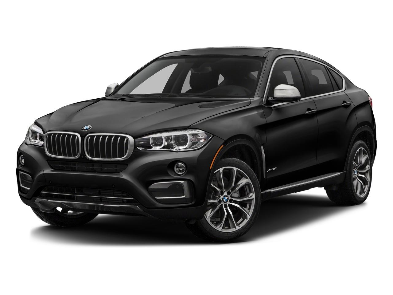 2016 BMW X6 sDrive35i Vehicle Photo in TEMPLE, TX 76504-3447