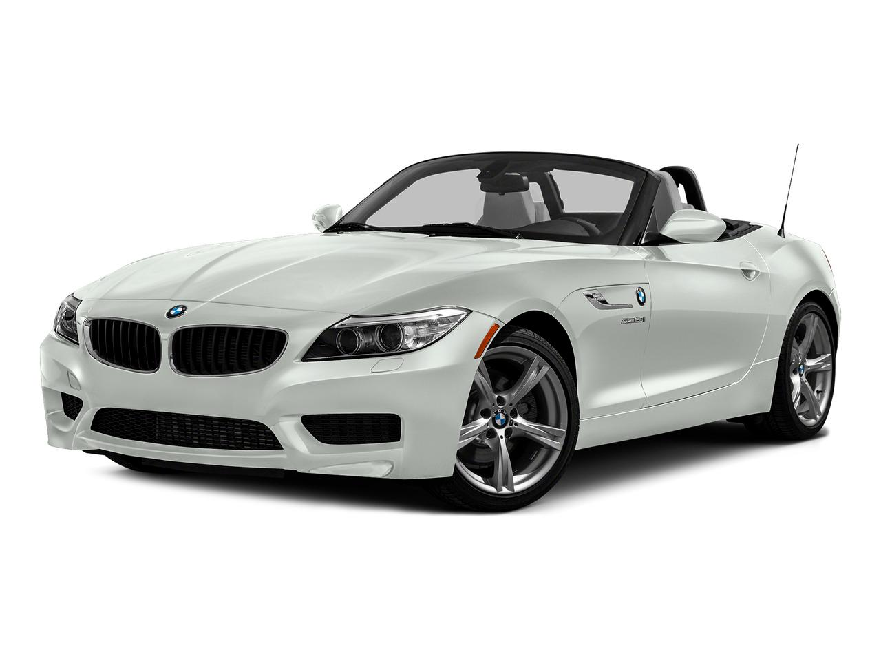 2016 BMW Z4 sDrive28i Vehicle Photo in TEMPLE, TX 76504-3447