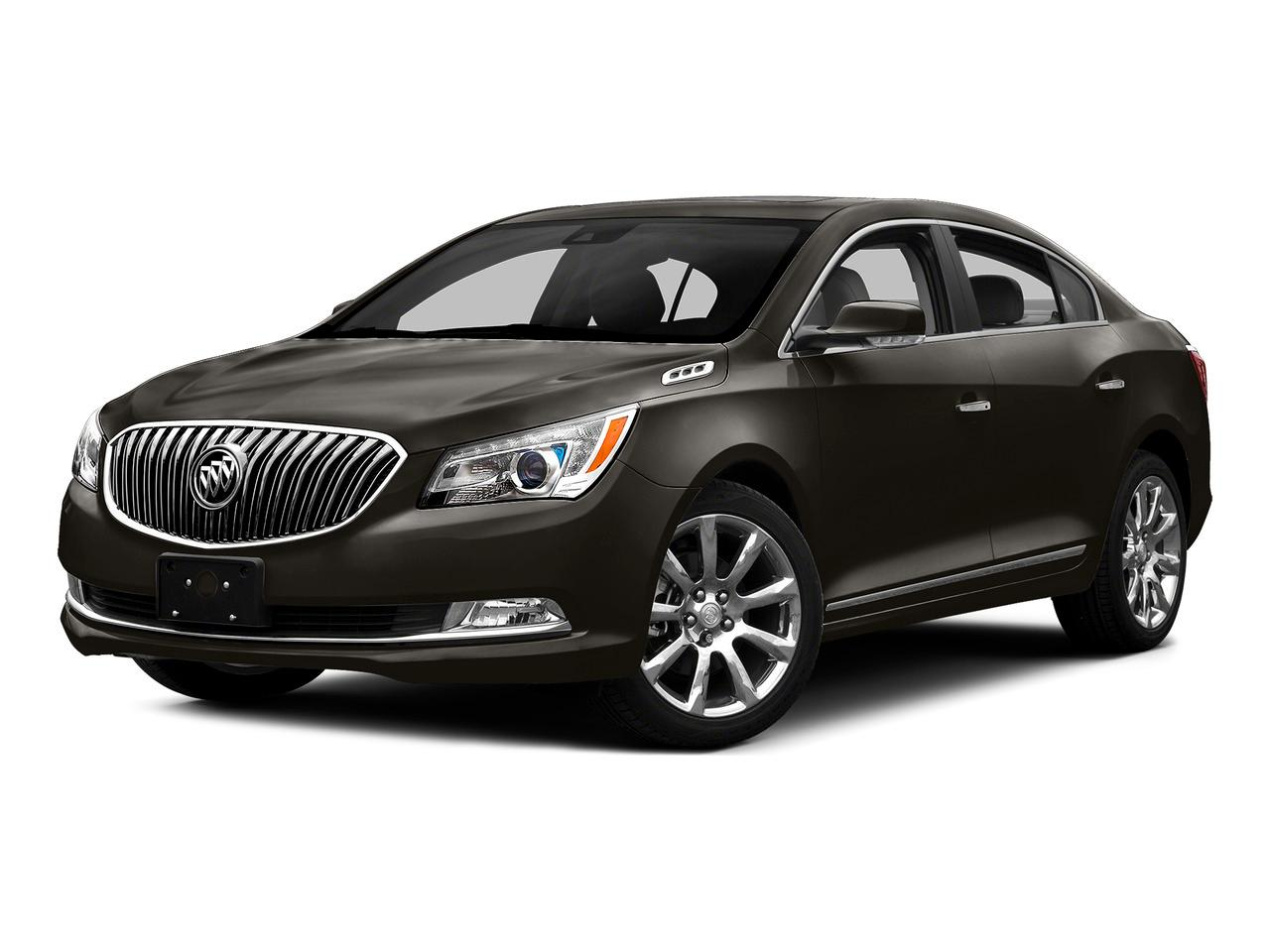 2016 Buick LaCrosse Vehicle Photo in WEST CHESTER, PA 19382-4976