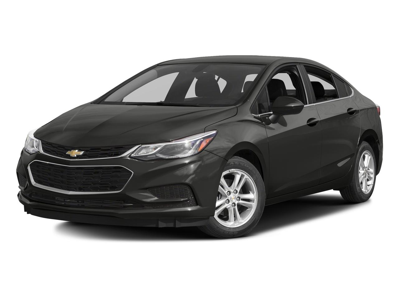 2016 Chevrolet Cruze Vehicle Photo in VINCENNES, IN 47591-5519