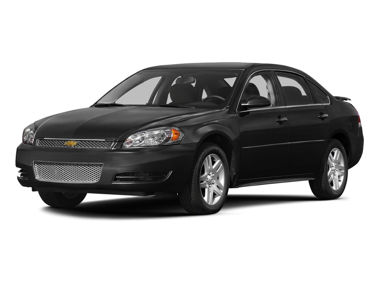2016 Chevrolet Impala Limited Vehicle Photo in ELYRIA, OH 44035-6349