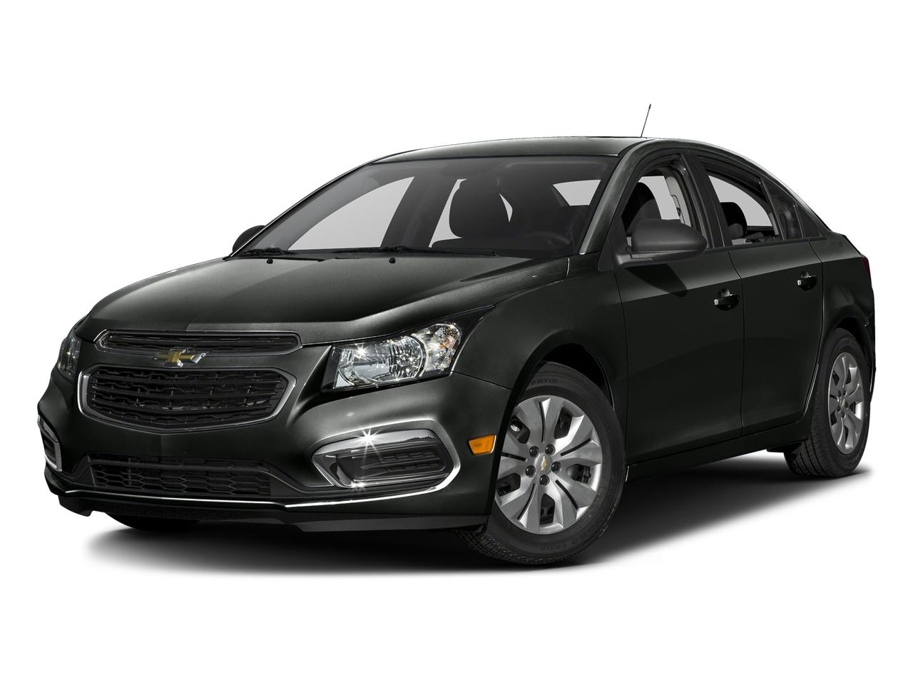 2016 Chevrolet Cruze Limited Vehicle Photo in Plainfield, IL 60586