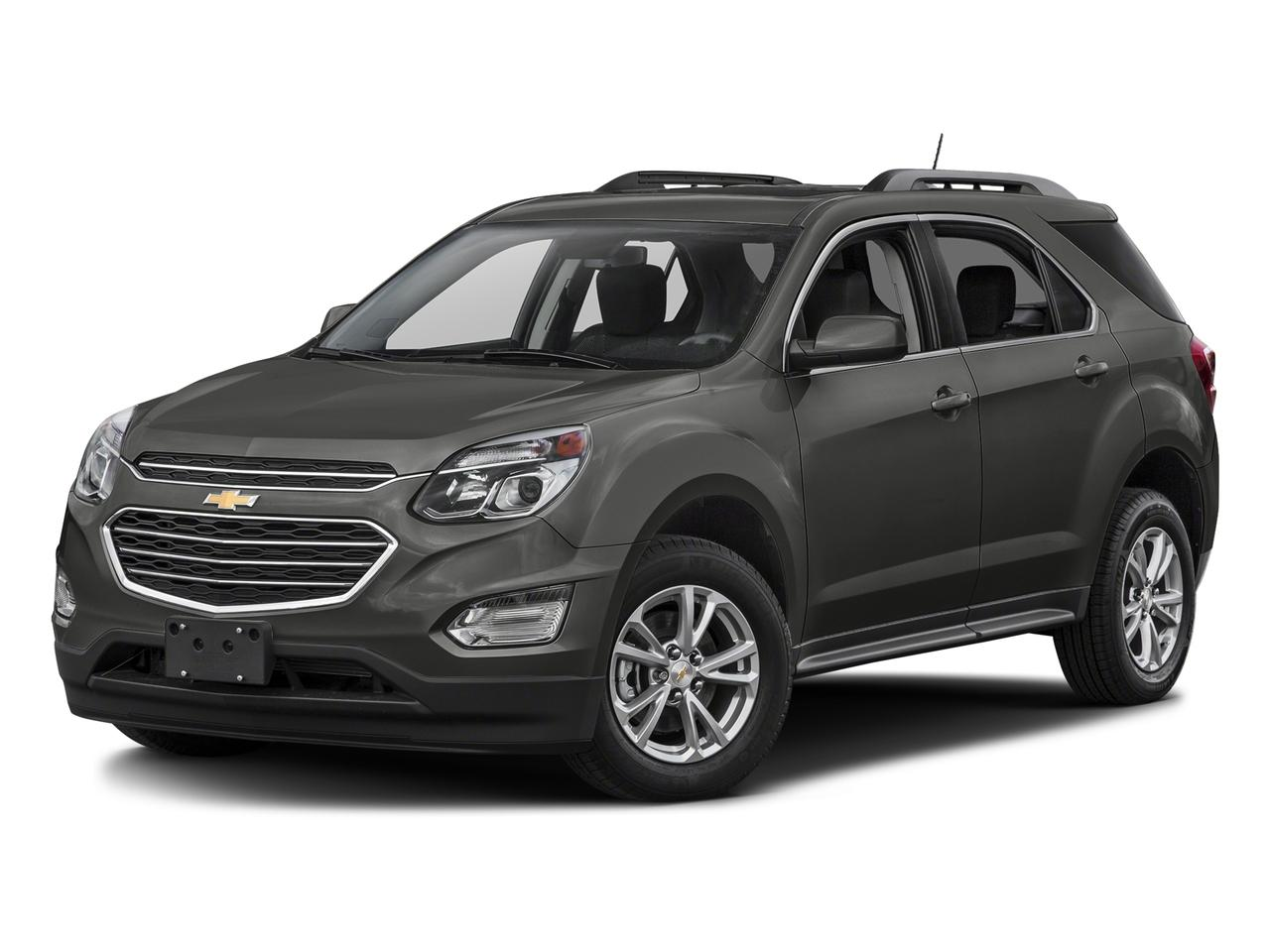 2016 Chevrolet Equinox Vehicle Photo in VINCENNES, IN 47591-5519