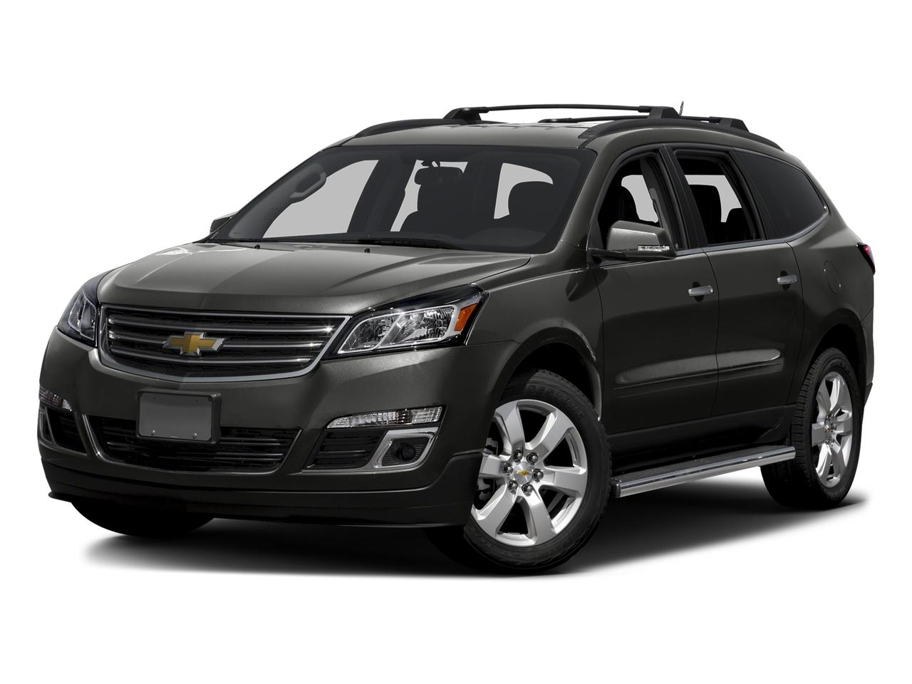 2016 Chevrolet Traverse Vehicle Photo in VINCENNES, IN 47591-5519
