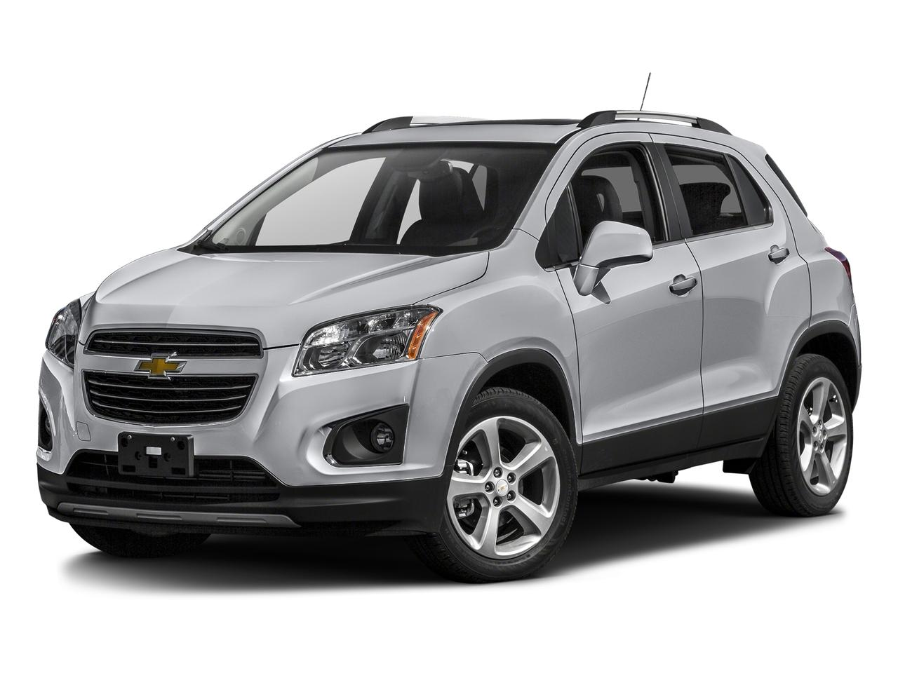 2016 Chevrolet Trax Vehicle Photo in Plainfield, IL 60586