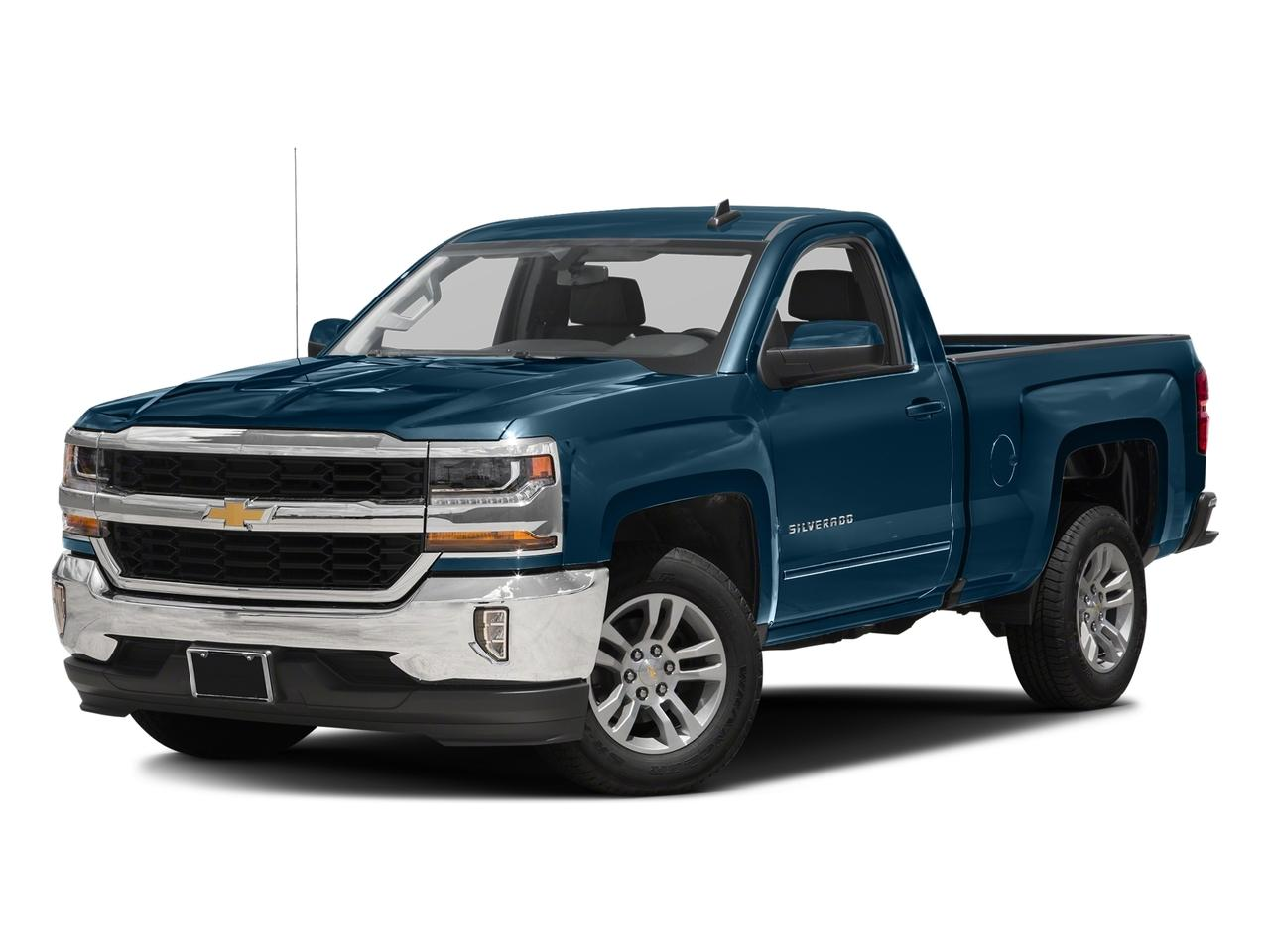 2016 Chevrolet Silverado 1500 Vehicle Photo in VINCENNES, IN 47591-5519