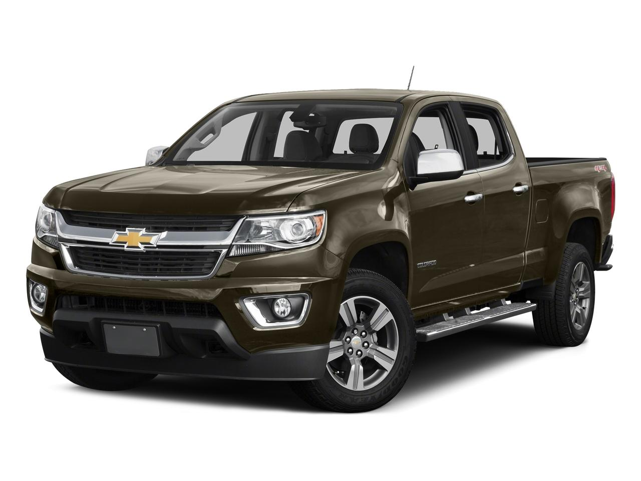 2016 Chevrolet Colorado Vehicle Photo in GAINESVILLE, TX 76240-2013