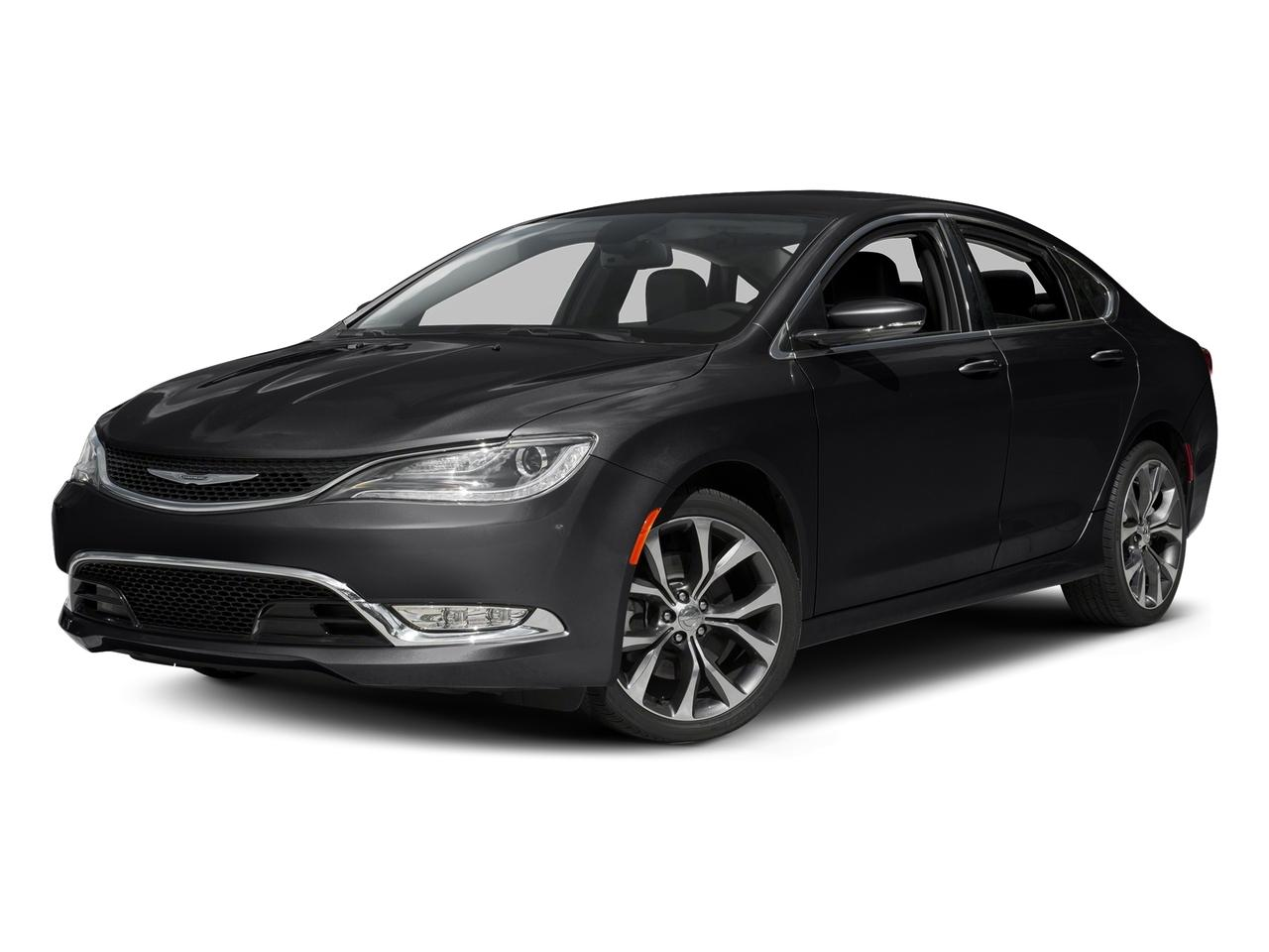 2016 Chrysler 200 Vehicle Photo in Peoria, IL 61615