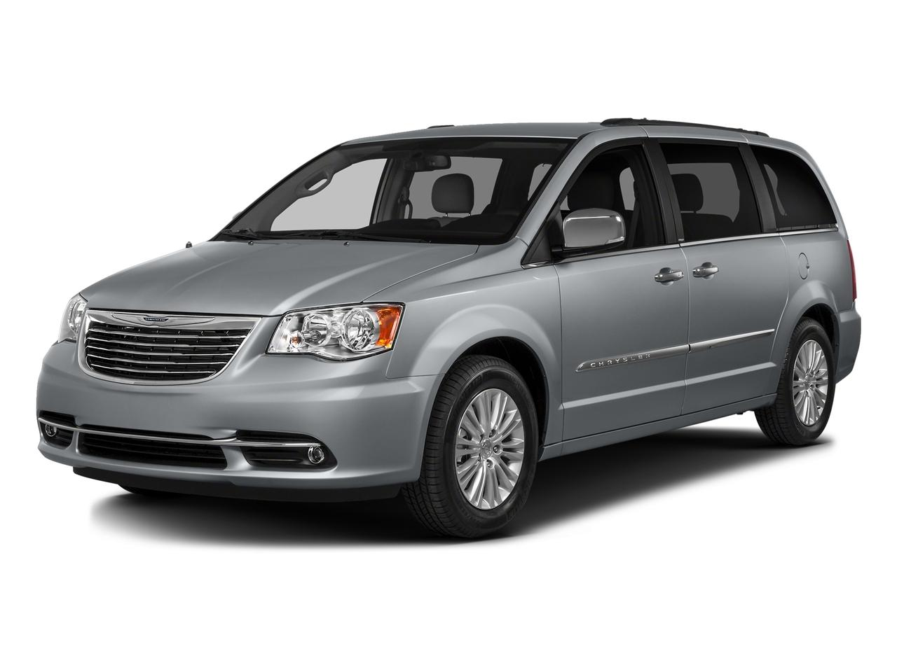 2016 Chrysler Town & Country Vehicle Photo in MEDINA, OH 44256-9631