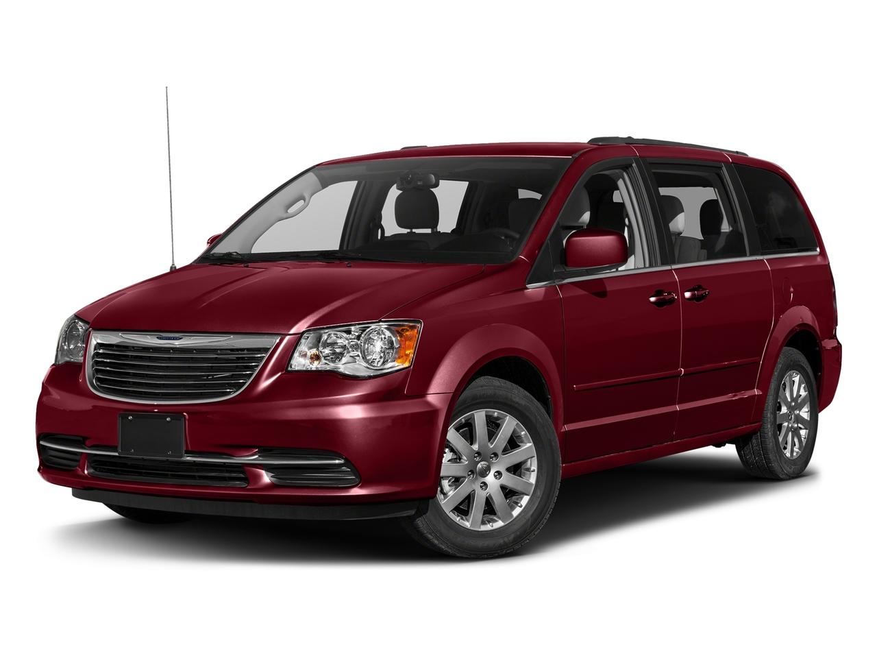 2016 Chrysler Town & Country Vehicle Photo in Plainfield, IL 60586