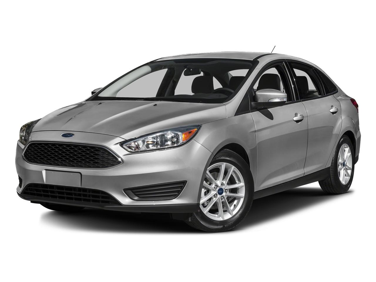2016 Ford Focus Vehicle Photo in LOWELL, IN 46356-2277